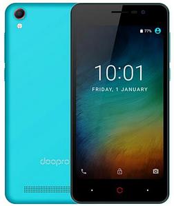 """Doopro P3 Blue 1/8 Gb, 5"""", MT6580, 3G"""