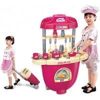 Детская кухня в чемоданчике 008-27