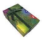 Подарочная коробочка Лиственная 8*5*3 см для набора, фото 2