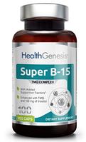 Витамин B15, (Пангамовая кислота), Health Genesis, Vitamin B15, 100 caps