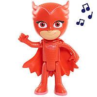 Большая говорящая фигурка Аллет Герои в масках PJ Masks Deluxe Talking Owlette