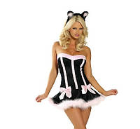 Оригинальный ролевой костюм кошки