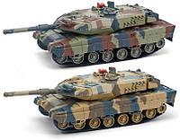 Танковый бой р/у 1:24 HuanQi 558, фото 1