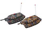 Танковый бой р/у 1:24 HuanQi 558, фото 3