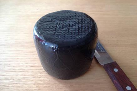 Zinka козий сыр полутвёрдый Выдержанный с пажитником / 2 месяца  /головка 650g/, фото 2