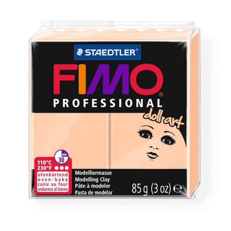 Пластика, фимо долл арт Fimo Professional doll art, камея, 85 грамм, Staedtler, 8027435