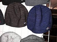Стильная мужская шапка   в расцветках, фото 1