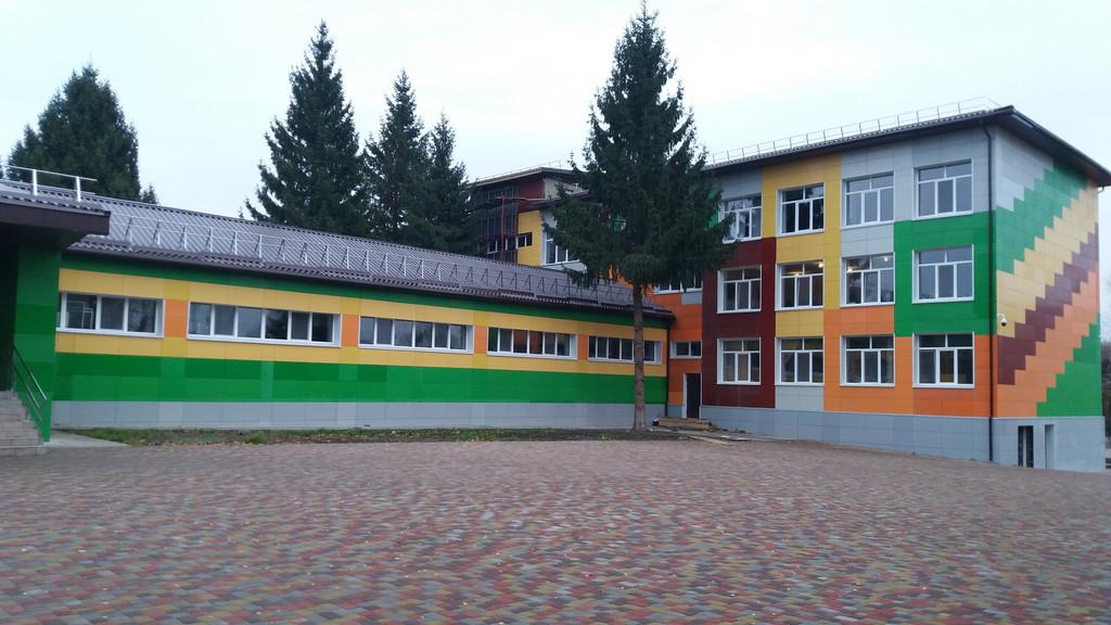 Утепление школы 6