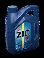 Моторное масло ZIC LPG 10W-40 4л.