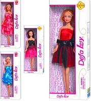 Кукла DEFA 8136-8138 4 вида, в кор-ке, 33-13-5см