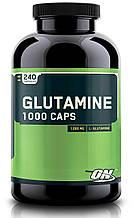 Glutamine 1000 Caps Optimum Nutrition 240 caps