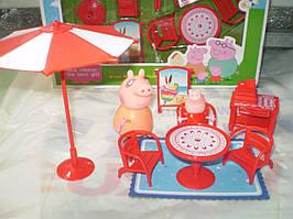 Пляжная мебель Свинка