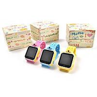 Детские умные часы Q200. (3G+GPS+камера 2.0 мП).GPS трекер