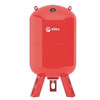 Расширительный бак для систем отопления Roda RCTH0100LV 100 литров