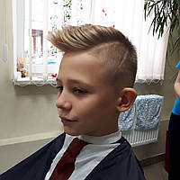 Дитяча стрижка для хлопчиків Салон краси «Доміно» Львiв (Сихів)