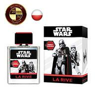 Детская парфюмированная вода La Rive STAR WARS FIRST ORDER, 50 мл
