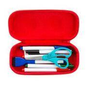 Школьный пенал Zipit Beast Box цвет Light Blue светло - голубой, фото 3