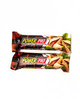 PowerPro протеїновий батончик фісташкове пралинэ 36% 60 грам