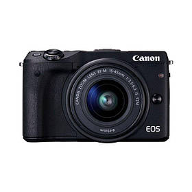 Canon EOS M3 15-45 IS STM (9694B201)