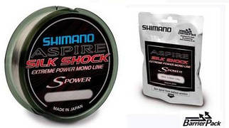 Леска Shimano Aspire Silk Shock 0,20mm 50m (ASPSS5020)