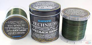 Леска Shimano Technium Tribal 0,25mm 300m (TETRMB300-25)