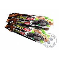 PowerPro протеиновый батончик чернослив волошский орех 36% 60 грамм