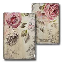 "Обложка для паспорта ""Blooming"" (10 фото)"