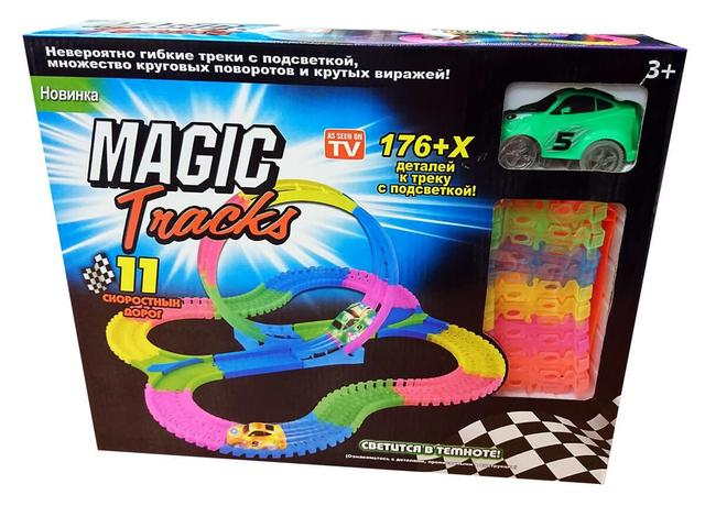 Magic Tracks 236