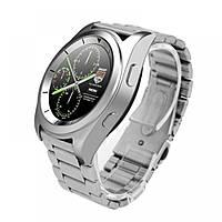 Умные часы G6 с для Android и iOS Серебристый