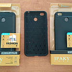 Чехол для Xiaomi Redmi 4X Ipaky Carbon, фото 4