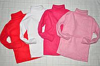 Теплые гольфики с напылением ангоры:  розовый 8.