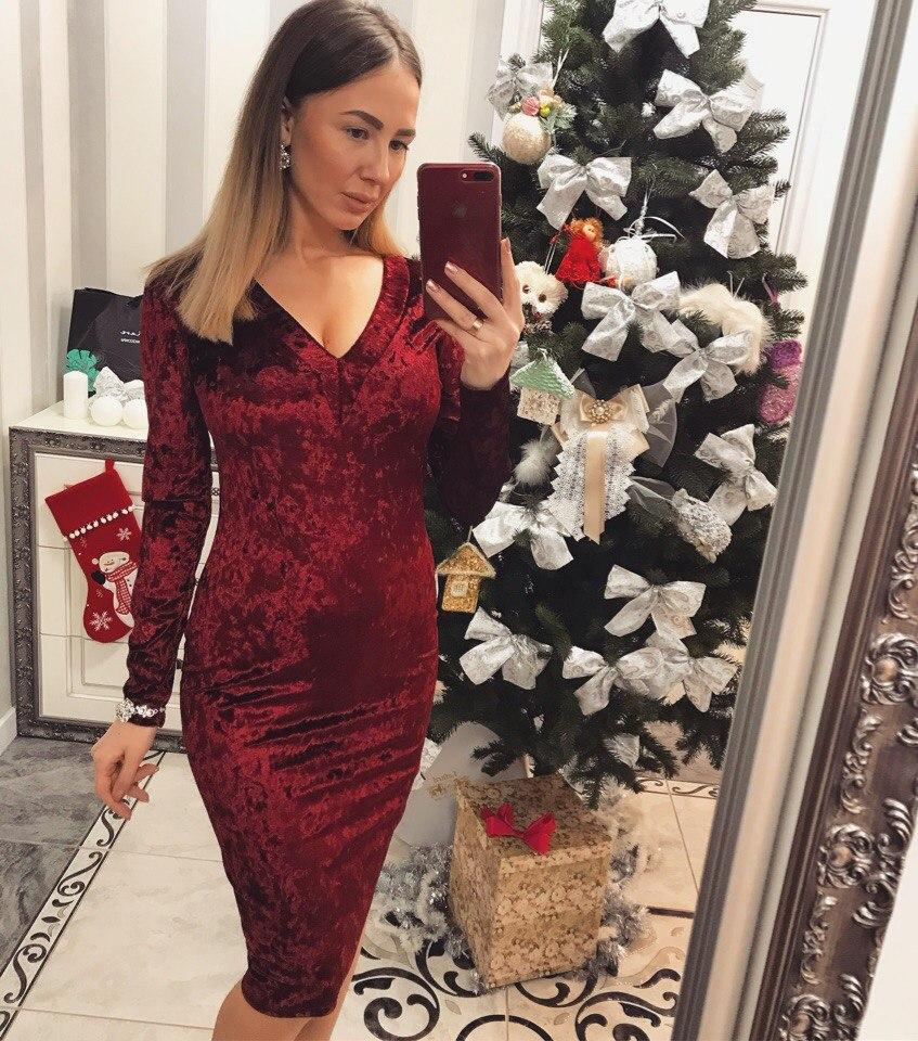 1e1ba2e4490fae2 Купить сейчас - Модное и элегантное платье из бархата