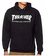 Худи мужская с принтом Thrasher | Толстовка