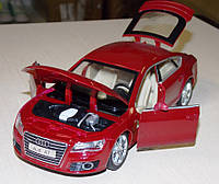 1:24. Audi A7.