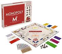Игра Монополия настольная юбилейный выпуск 80 лет на русском языке Hasbro B0622