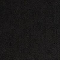 Фетр с пропиткой жесткий 4 мм, 50x33 см, ЧЕРНЫЙ, Италия