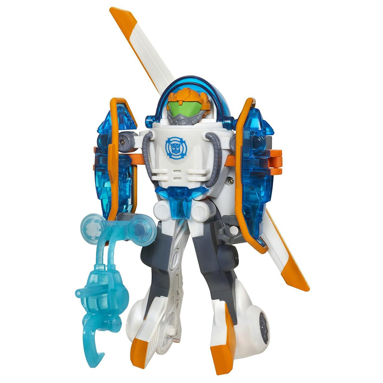 Трансформер Боты Спасатели Блейд Bots Blades The Copter-Bot