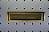 Врезная мебельная ручка DMU 105G4