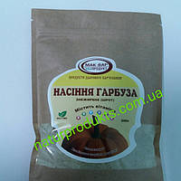 Шрот (клетчатка) семян тыквы обезжиренный «Мак-Вар», 250г