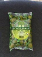 Оливка с косточкой чистый вес 500грм-