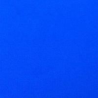 Фетр с пропиткой жесткий 4 мм, 50x33 см, СИНИЙ, Италия
