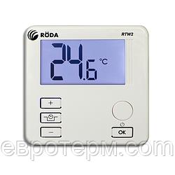 Термостат комнатный Roda RTW2 проводной суточный