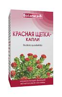 Красная щетка - капли 50 мл Ботаника