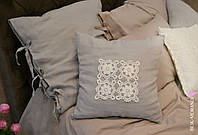 Декоративная наволочка на подушку, фото 1