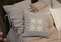 Декоративная наволочка на подушку , фото 1