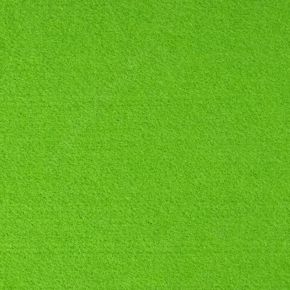 Фетр с пропиткой жесткий 4 мм, 50x33 см, САЛАТОВЫЙ, Италия