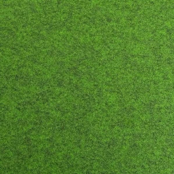 Фетр с пропиткой жесткий 4 мм, 50x33 см, ЗЕЛЕНЫЙ МЕЛАНЖ, Италия
