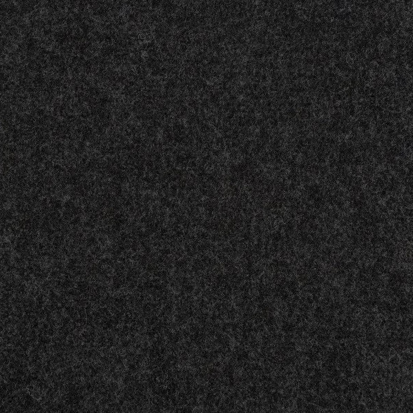Фетр с пропиткой жесткий 4 мм, 50x33 см, ТЕМНО-СЕРЫЙ МЕЛАНЖ, Италия