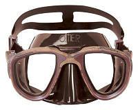 Маска для подводной охоты Omer Alien Brown