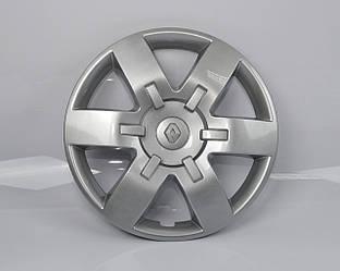 Колпак колесного диска (на стальные диски R16) на Renault Kangoo II 2008->— Renault (Оригинал) - 82 00 604 270